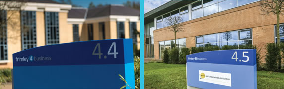 Frimley 4 News - A business park that hits the mark!